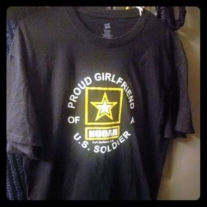 Army Support T-shirt